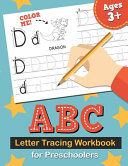 ABC Letter Tracing Workbook for Preschoolers