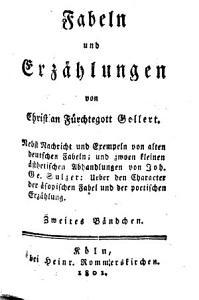 Fabeln und Erz  hlungen PDF