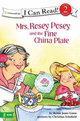 Mrs  Rosey Posey and the Fine China Plate PDF