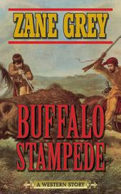 Buffalo Stampede: A Western Story