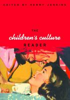 The Children s Culture Reader PDF