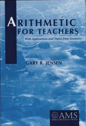 Arithmetic For Teachers Book PDF