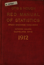 The Manual of Statistics: Stock Exchange Hand-book ...., Volume 34