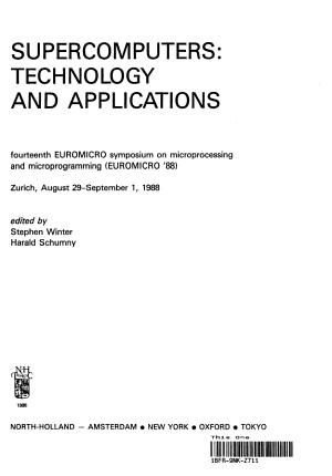 Supercomputers PDF