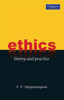 Ethics  Theory and Practice PDF