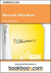 Microsoft Office Word Book PDF