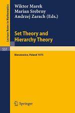 Set Theory and Hierarchy Theory