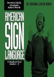 American Sign Language Book PDF