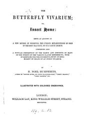 The butterfly vivarium; or, insect home