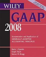 Wiley GAAP 2008 PDF
