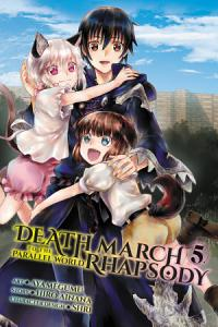 Death March to the Parallel World Rhapsody  Vol  5  manga  Book