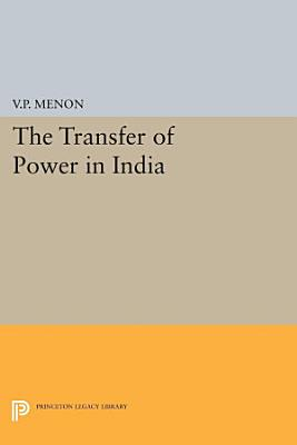 Transfer of Power in India PDF