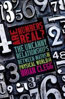 Are Numbers Real  PDF