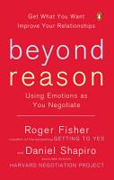 Beyond Reason PDF