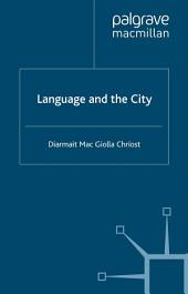 Language and the City