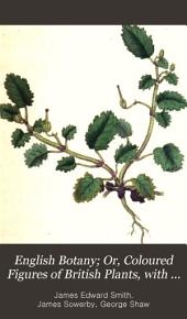 English Botany; Or, Coloured Figures of British Plants, with Their Essential Characters, Synonyms, and Places of Growth: To which Will be Added, Occasional Remarks, Volume 10