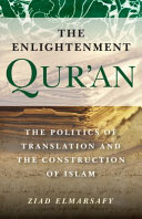 Download The Enlightenment Qur an Book