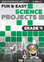 Fun   Easy Science Projects  Grade 4 PDF