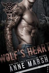 Wolf's Heart: A Wolf Pack Motorcycle Club Book: A Breed MC Book 1