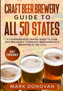 Craft Beer Brewery Guide to All 50 States