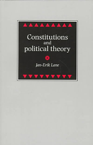 Constitutions and Political Theory