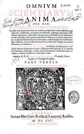 Omnium scientiarum anima: hoc est, axiomata physio-theologica ...