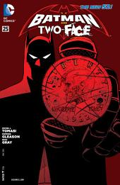Batman and Robin (2011-) #25