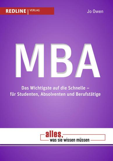 MBA PDF