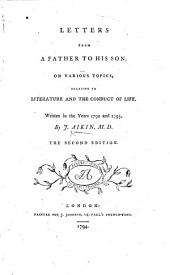 Letters from a Father to his Son ... The second edition