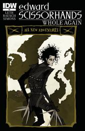 Edward Scissorhands #9