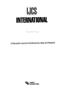 International Journal of Contemporary Sociology PDF
