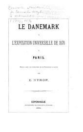 Le Danemark à l'Exposition universelle de 1878 à Paris
