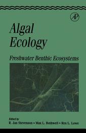 Algal Ecology: Freshwater Benthic Ecosystem
