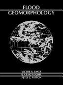 Flood Geomorphology PDF