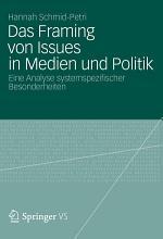 Das Framing von Issues in Medien und Politik PDF