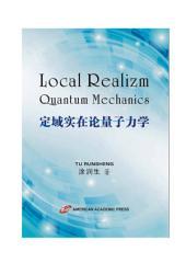 Local Realizm Quantum Mechanics