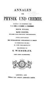 Annalen der Physik und Chemie