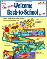 Complete Welcome Back To School Book PDF