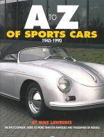 A to Z of Sports Cars, 1945-1990