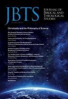 Journal of Biblical and Theological Studies  Issue 2 2 PDF