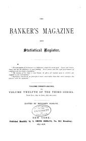 The Bankers Magazine: Volume 32