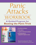Panic Attacks Workbook PDF