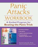 Panic Attacks Workbook