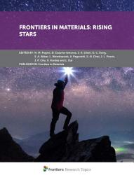 Frontiers In Materials Rising Stars Book PDF