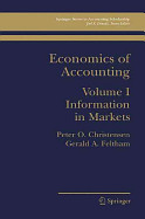 Economics of Accounting PDF
