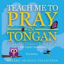 Teach Me to Pray in Tongan PDF
