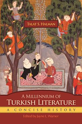A Millennium of Turkish Literature PDF