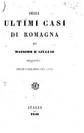 Degli ultimi casi di Romagna