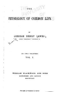The Physiology of Common Life Book