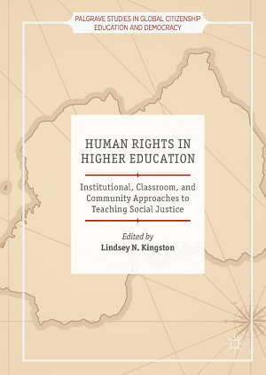 Human Rights in Higher Education PDF